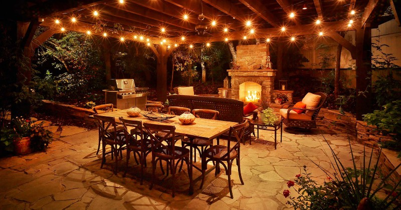 Lighting - Patio & Landscape